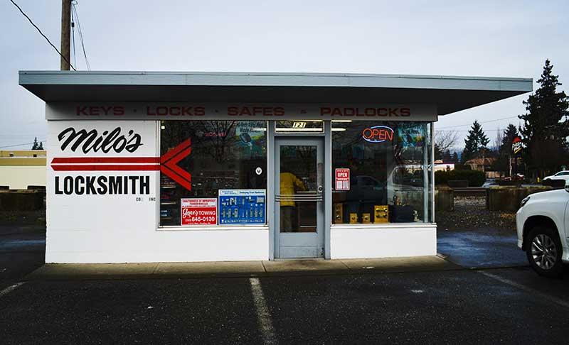 Milos Locksmith & Security Co. Inc.   121 W Main, Puyallup, WA, 98371   +1 (253) 848-8646