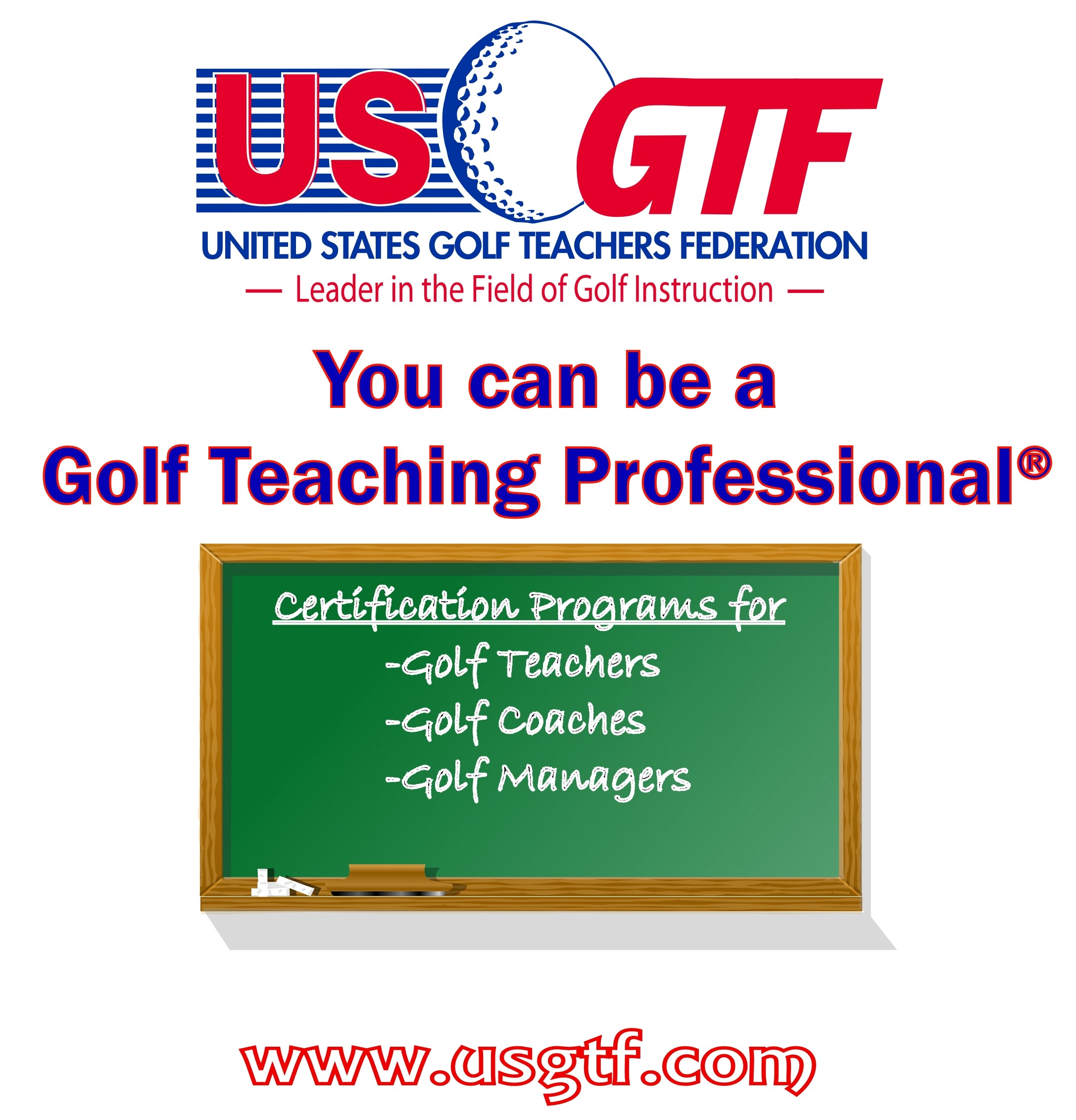 United States Golf Teachers Federation image 1