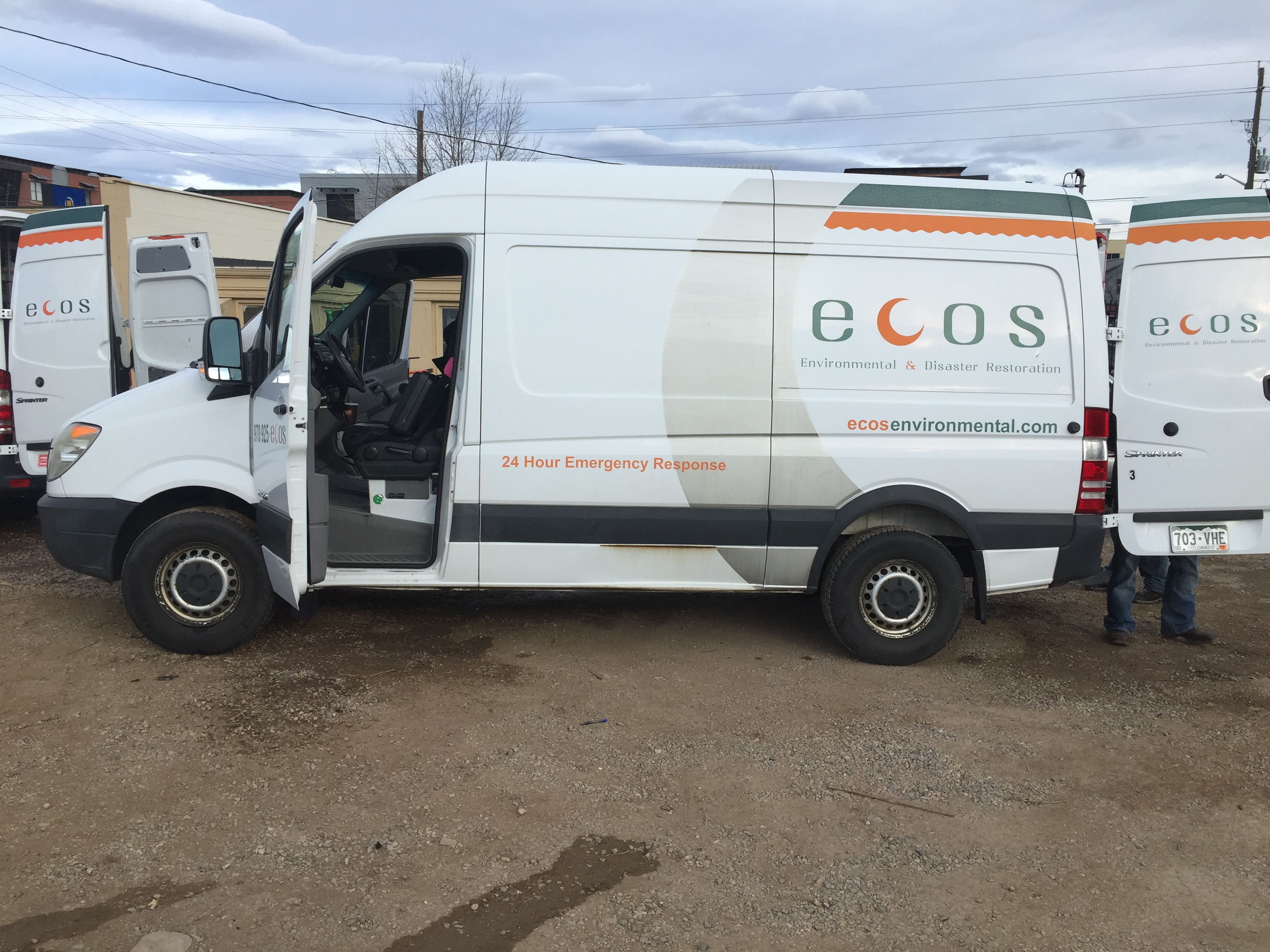 ECOS Environmental & Disaster Restoration, Inc. image 20