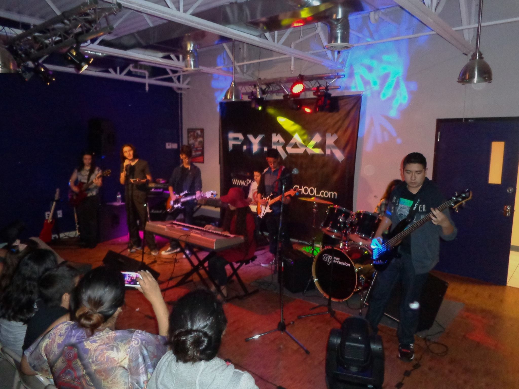 PY ROCK MUSIC SCHOOL image 2