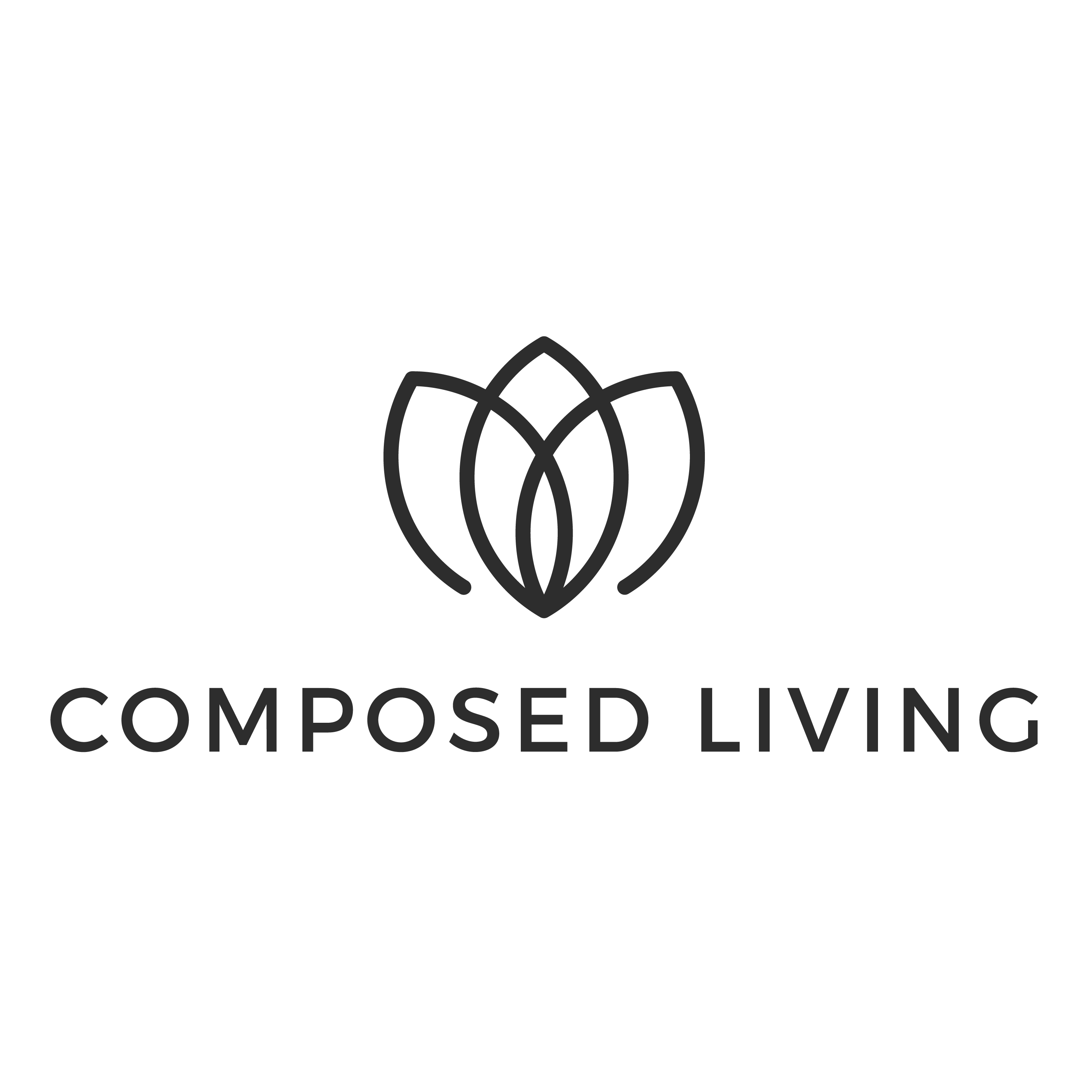 Composed Living