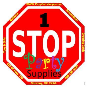 1 Stop Party Supplies image 0