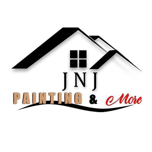 J N J Painting & More Logo
