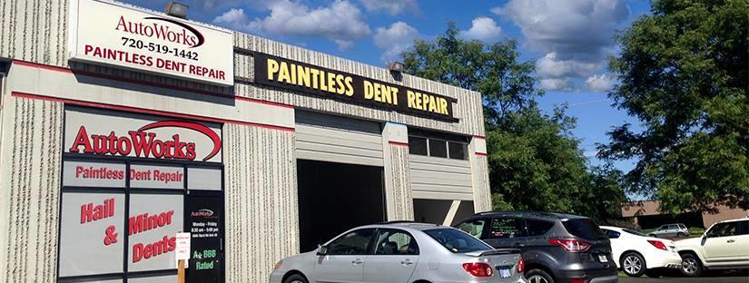 Auto Works Paintless Dent Repair image 8