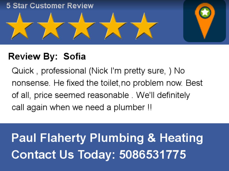 Paul Flaherty Plumbing & Heating Co., Inc. image 18