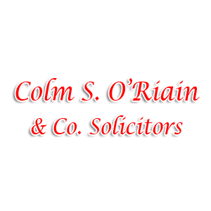 Colm S. Ó'Riain & Co. Company Solicitors