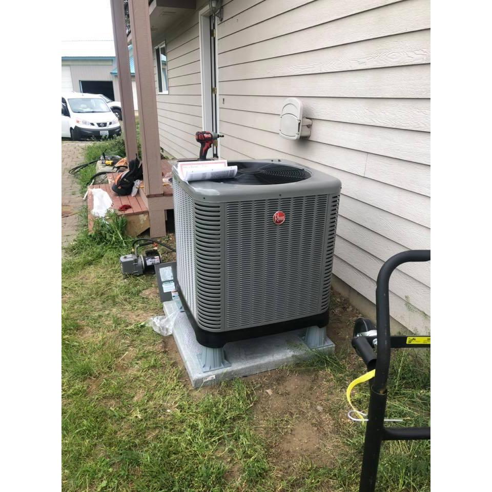 Comfort Pros Heat and Air