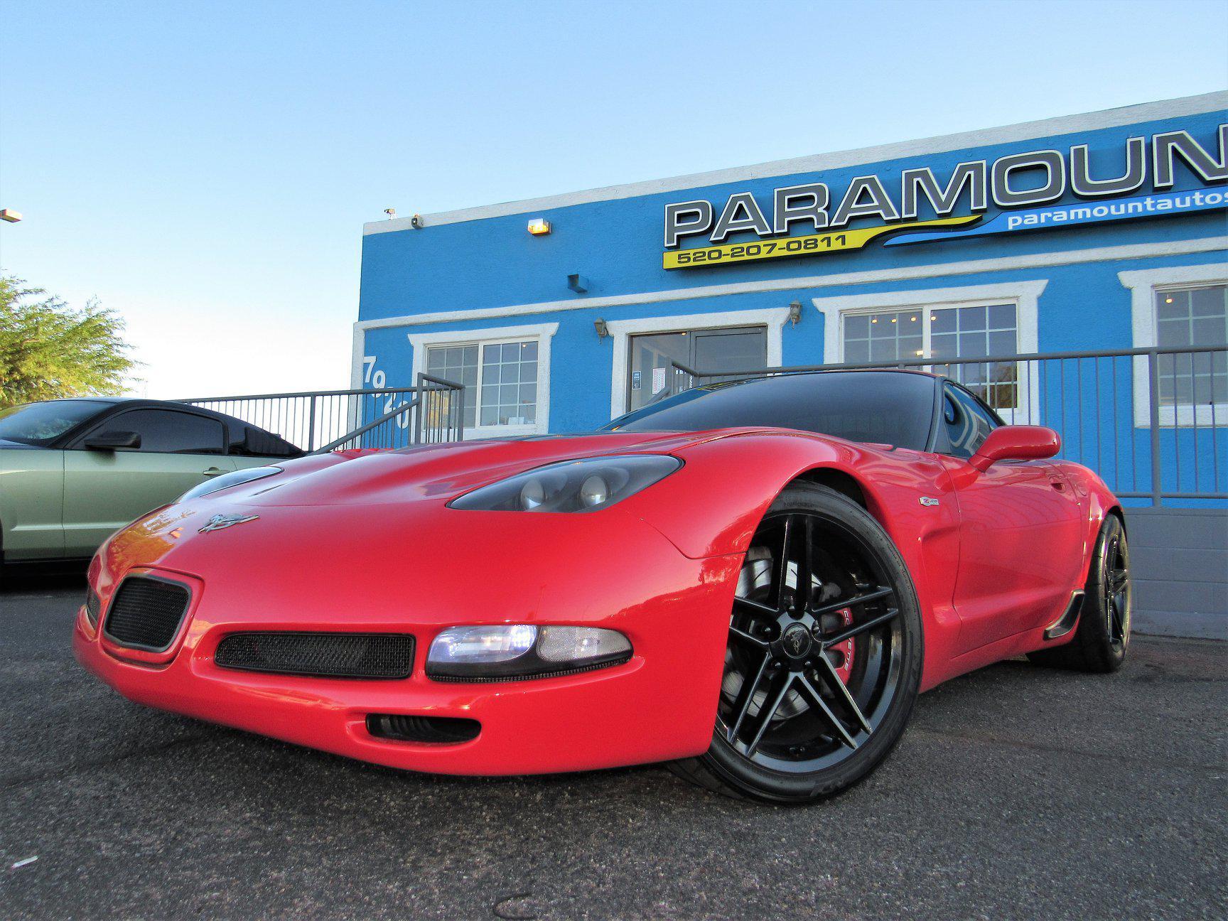 Paramount Auto Sales