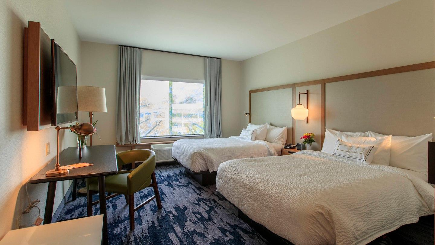 Fairfield Inn & Suites by Marriott Philadelphia Valley Forge/Great Valley image 3