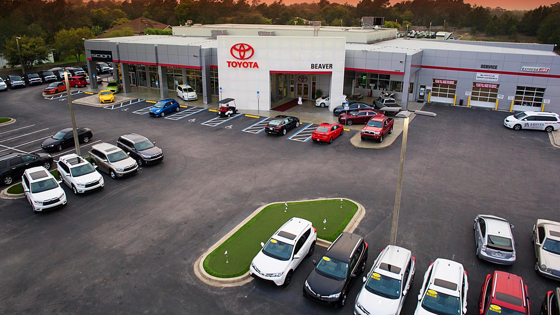Wonderful Beaver Toyota St. Augustine 2995 US Highway 1 S St Augustine, FL Car  Service   MapQuest