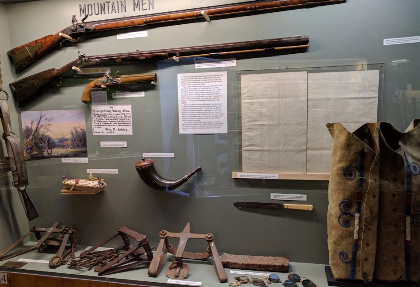 Museum of the Fur Trade image 13