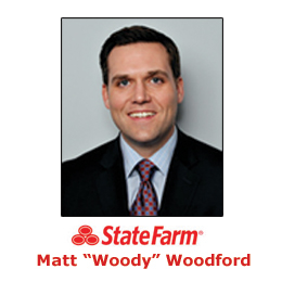 "Matt ""Woody"" Woodford - State Farm Insurance Agent"