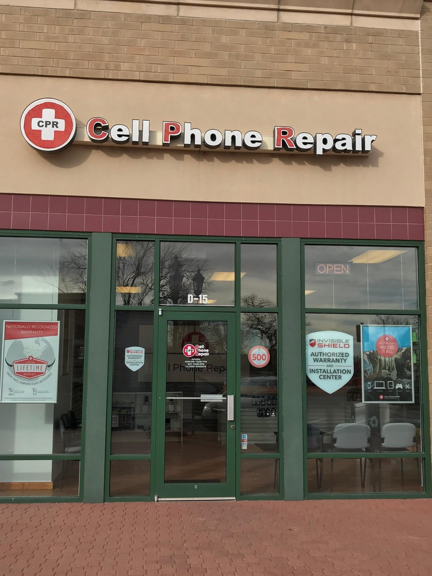 Cpr Cell Phone Repair Fort Collins 238 E Harmony Rd Fort Collins