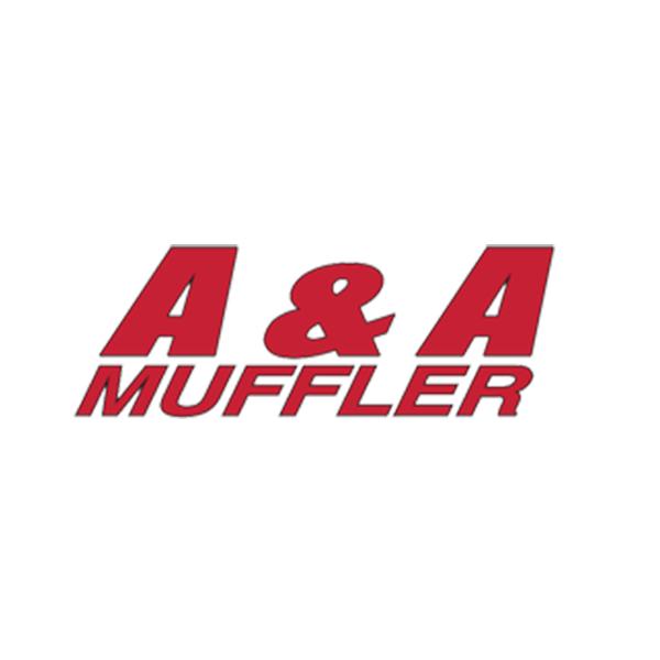 A & A Muffler Logo