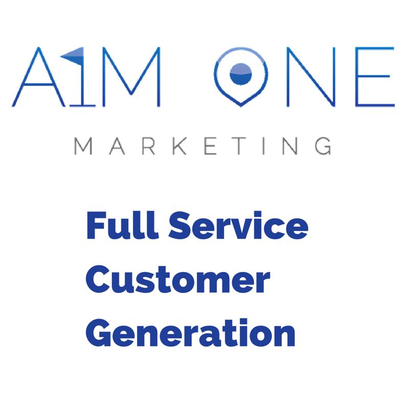 Aim One Marketing