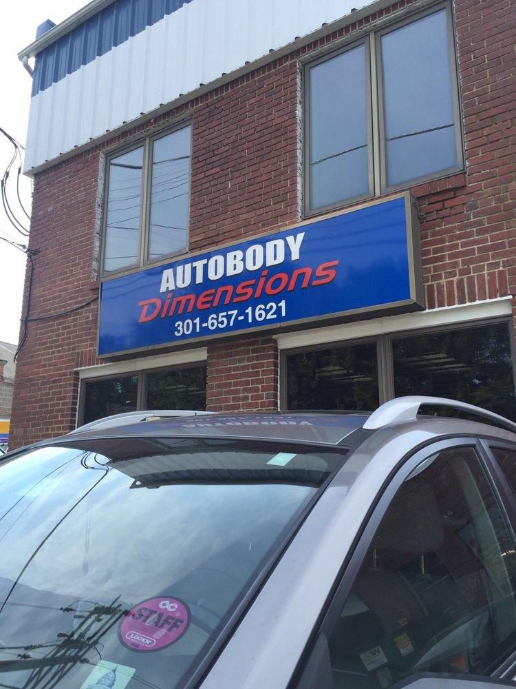 Autobody Dimensions - Bethesda image 2