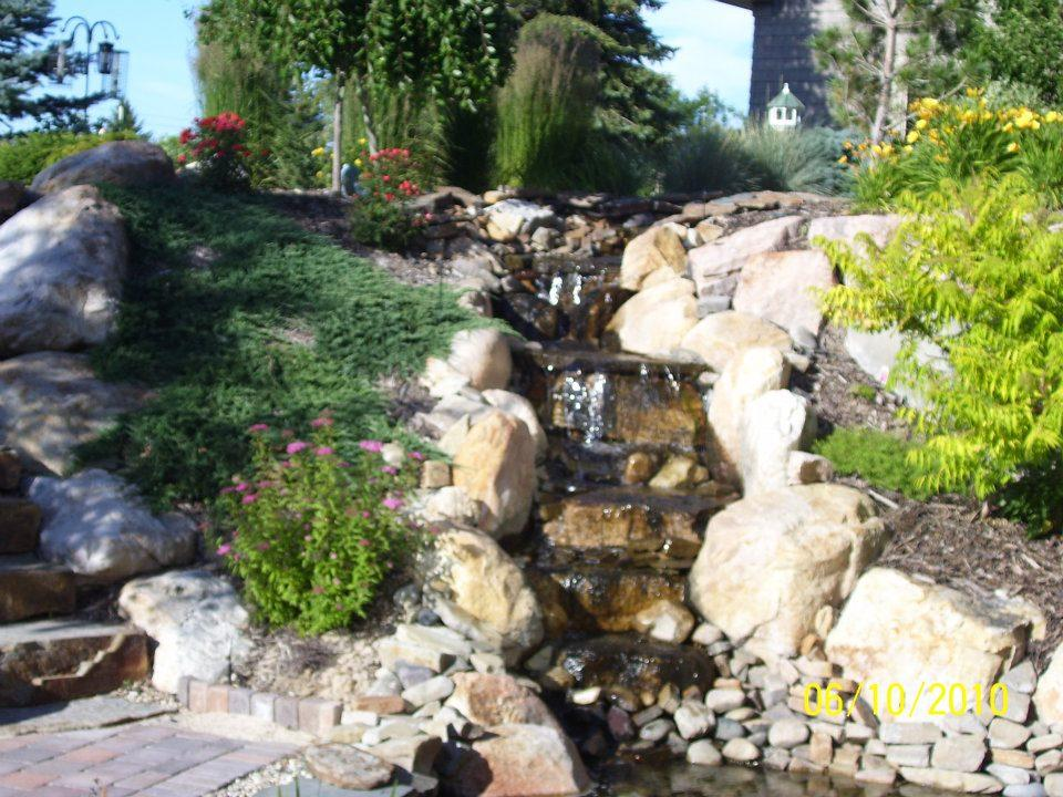Spring Falls Landscaping
