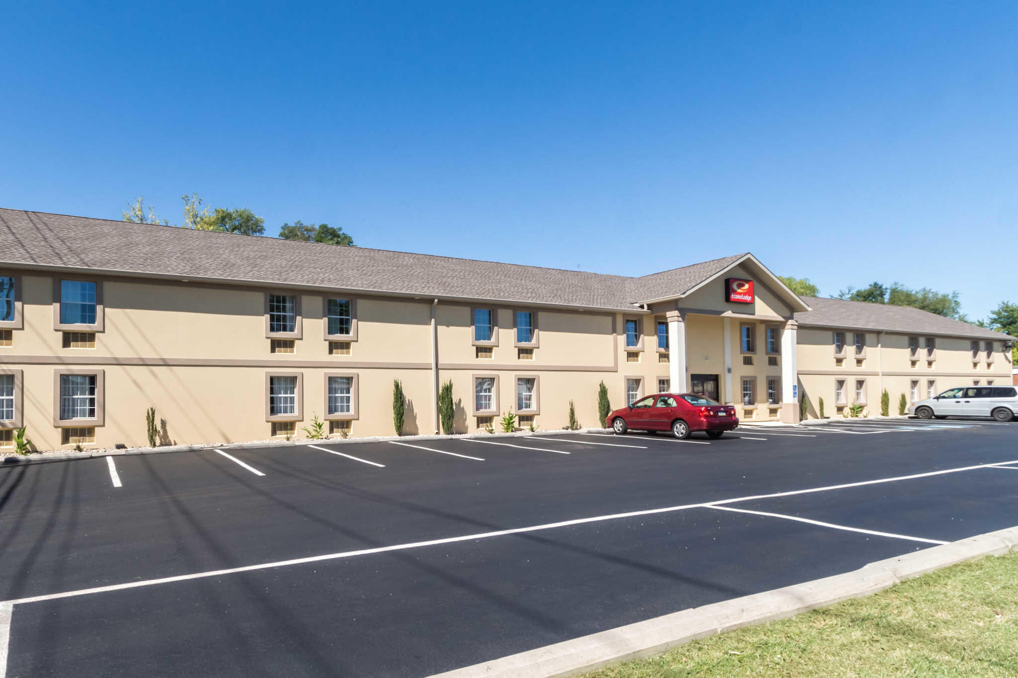 Econo Lodge Harrisburg Pa Business Information