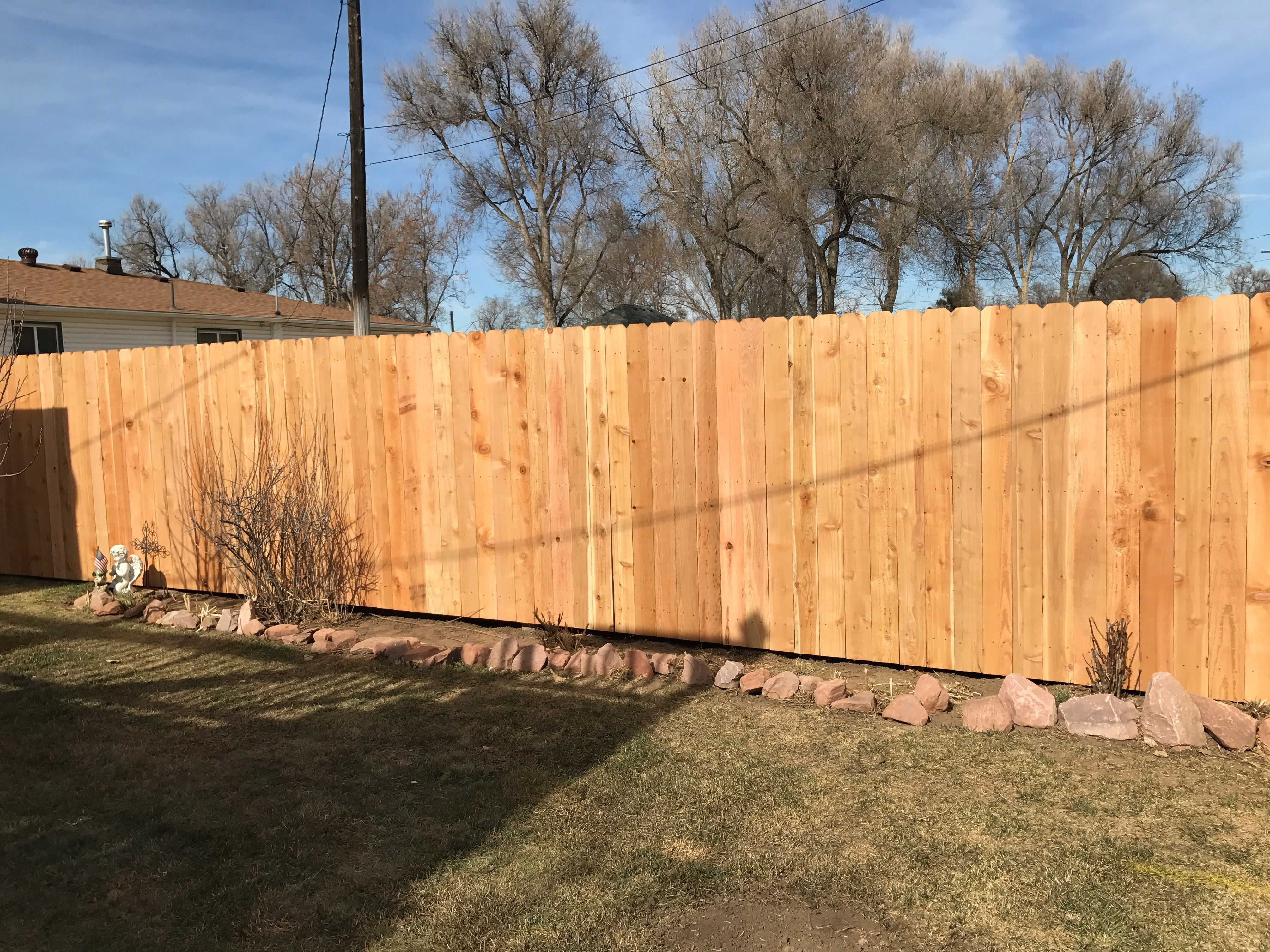 Town & Country Fence Co.
