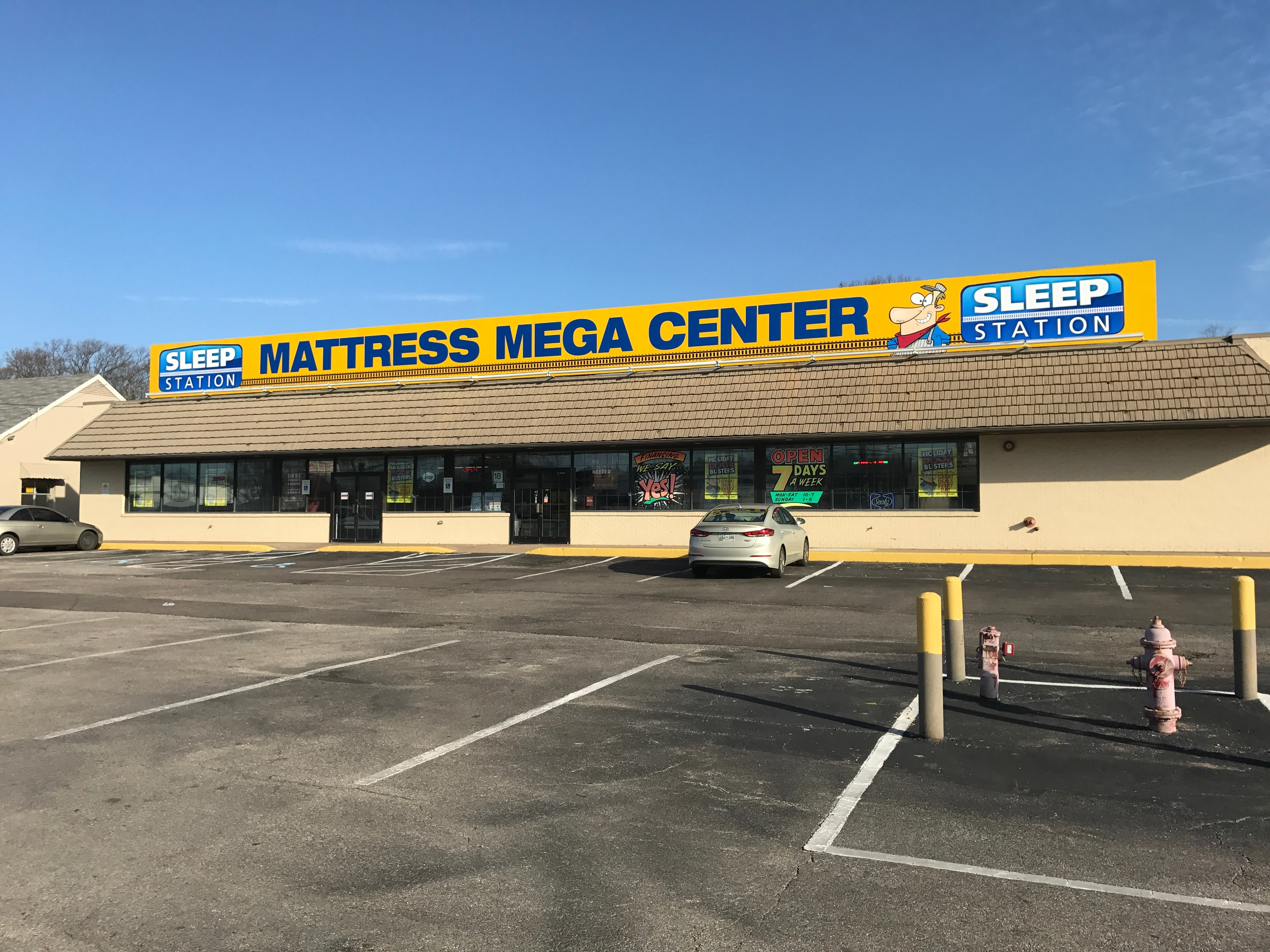 Sleep Station Mattress Outlet Coupons near me in Memphis
