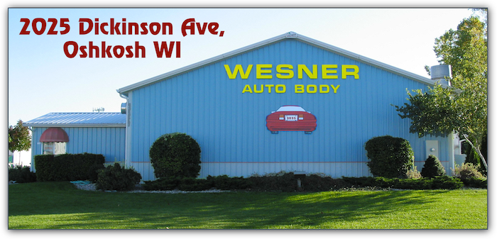 Wesner Auto Body in Oshkosh, WI, photo #8