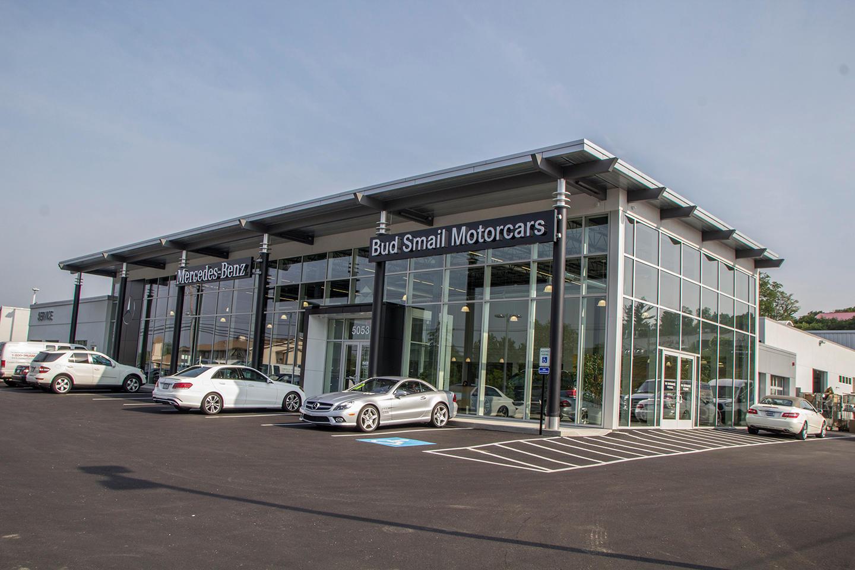 Bud Smail Motor Cars Ltd At 5053 U S 30 Greensburg Pa