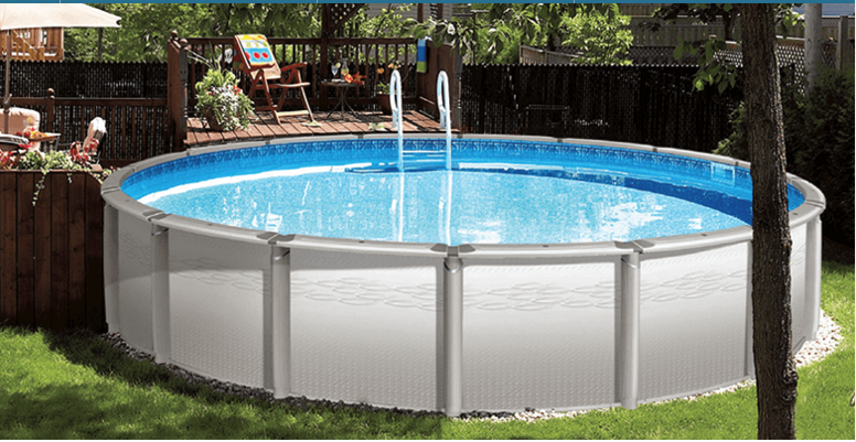 Luxury pool spa in charlottesville va 434 202 2 for Luxury above ground pools