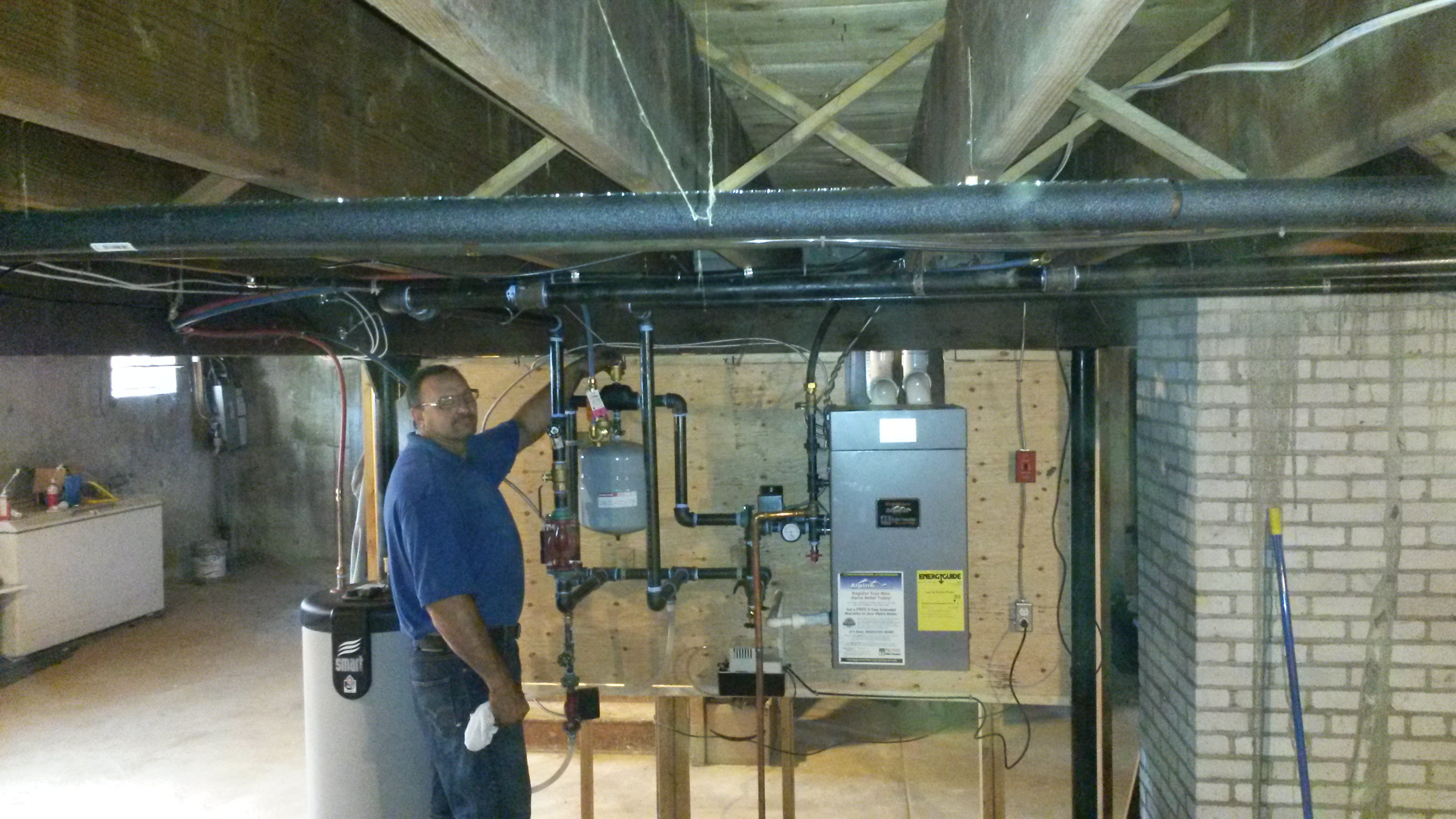 RI`s Affordable Heating Air-Conditiong Services inc image 1