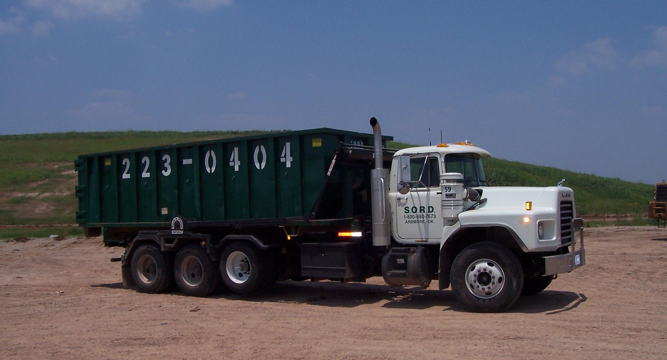 Southern Oklahoma Regional Disposal Service image 2