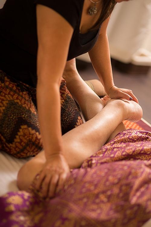 Oppau thai massage Thai massage: