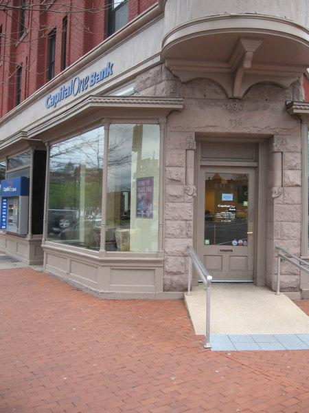 capital one bank in washington dc
