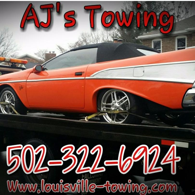 AJ's Towing Service