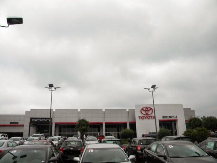 Toyota Of Greenville At 2686 Laurens Road Greenville Sc