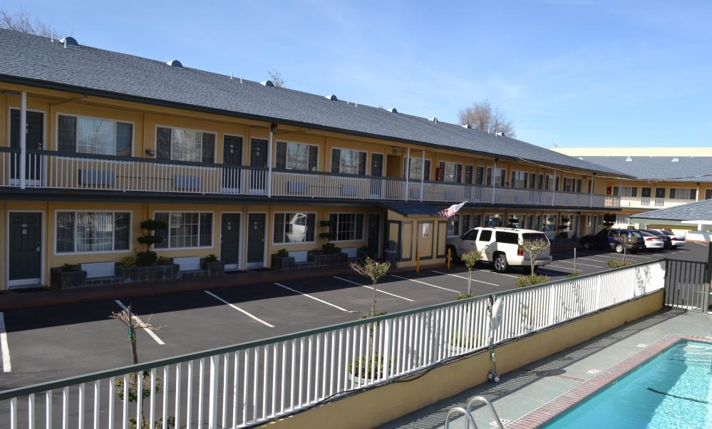 Motel  Modesto Ca Needham
