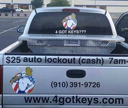 4 Got Keys??? of Wilmington, NC image 2