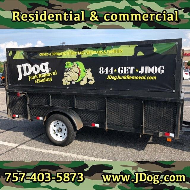 JDog Junk Removal & Hauling Chesapeake image 14