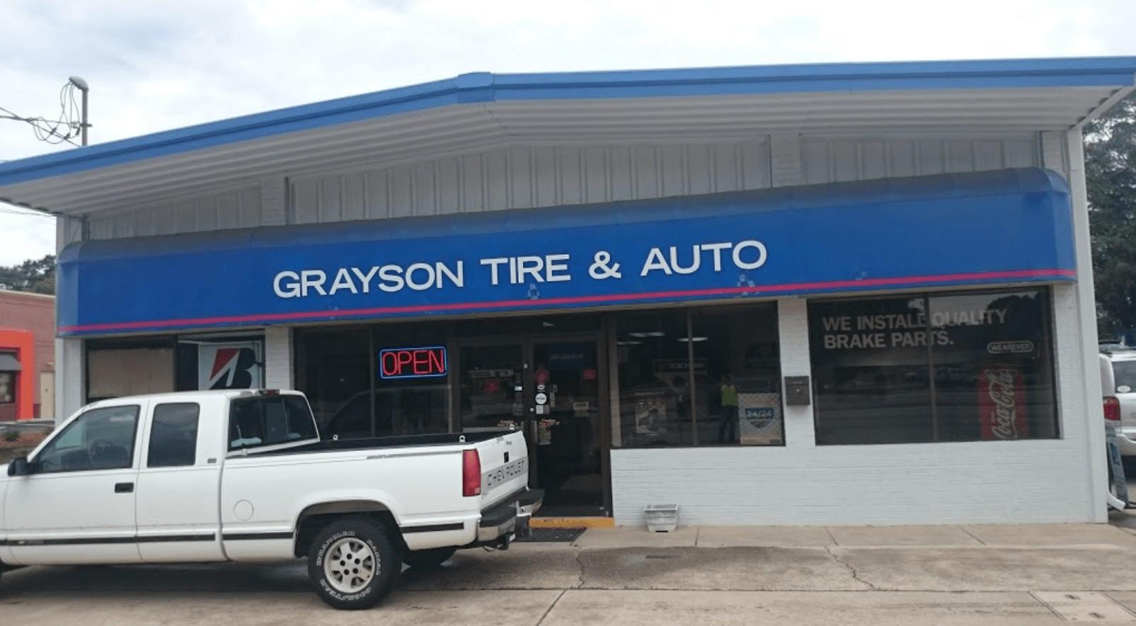 Grayson Tire and Auto Center