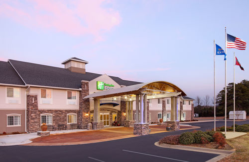 Holiday Inn Express Monticello image 0
