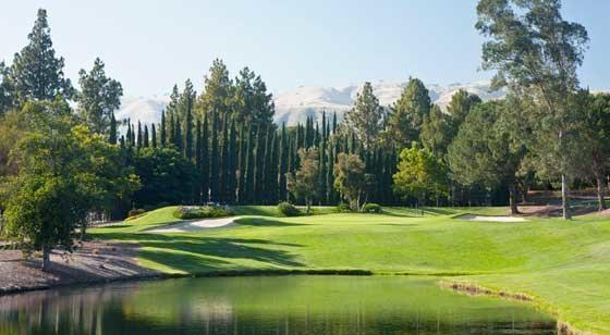 Porter Valley Country Club in Northridge, CA, photo #5