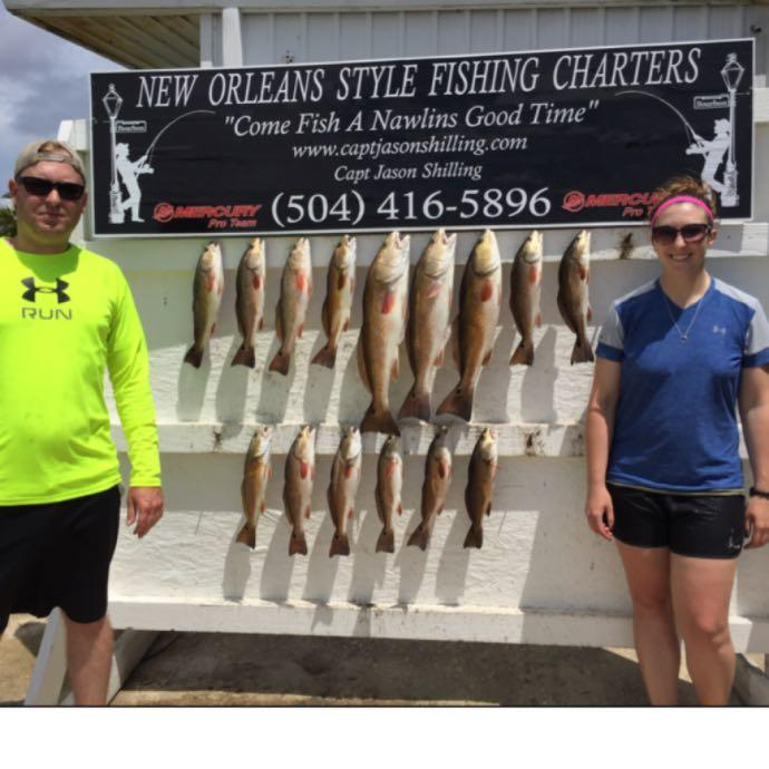 New Orleans Style Fishing Charters LLC image 63