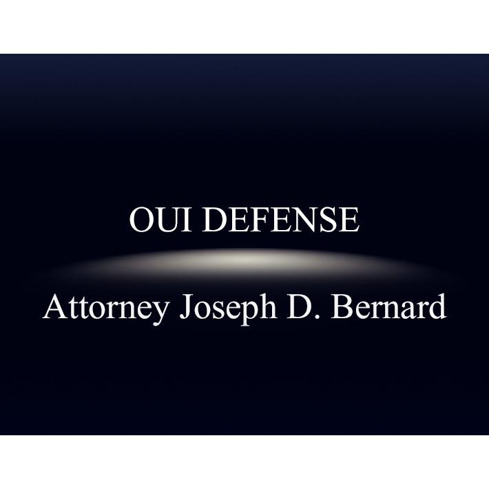 Attorney Joseph D. Bernard