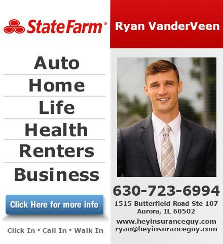Ryan VanderVeen - State Farm Insurance Agent image 0