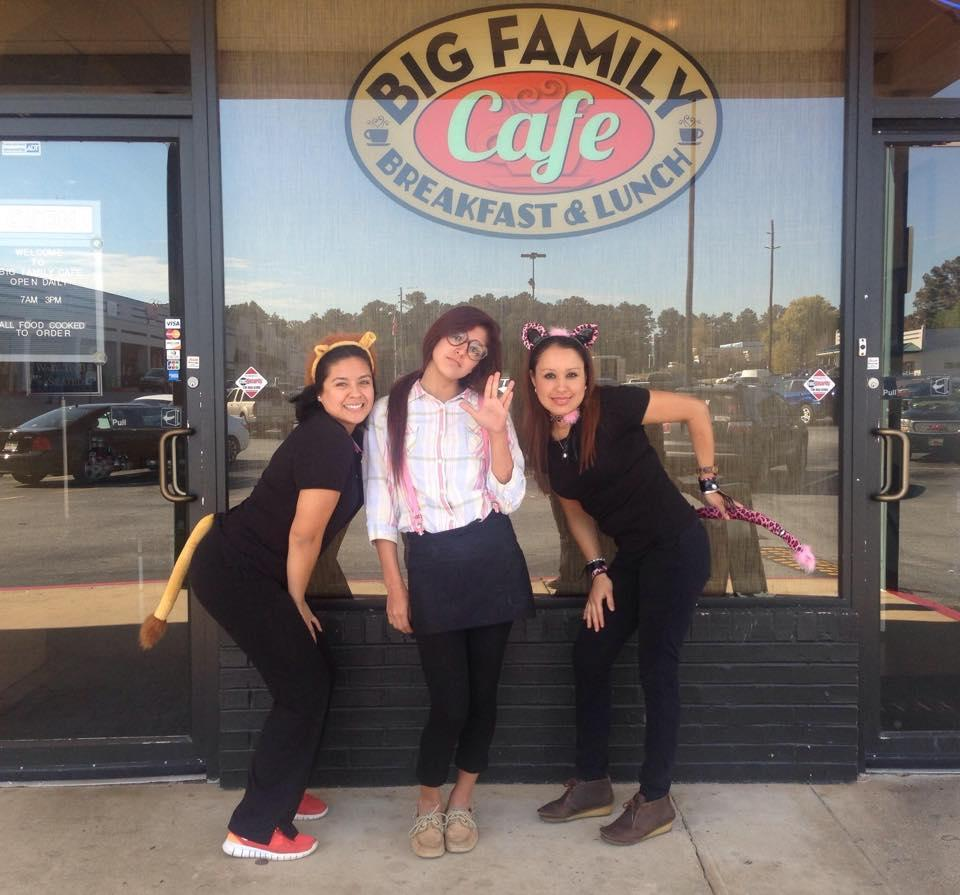 THE BIG FAMILY CAFE image 0