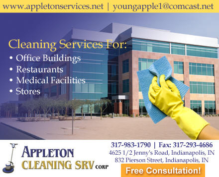 Appleton Cleaning Srv Corp image 0