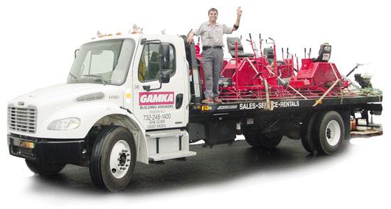 Gamka Sales Co. Inc.
