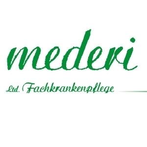 Logo von Mederi Ltd. Fachkrankenpflege