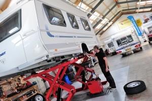 Service Centre Caravan Heerhugowaard BV