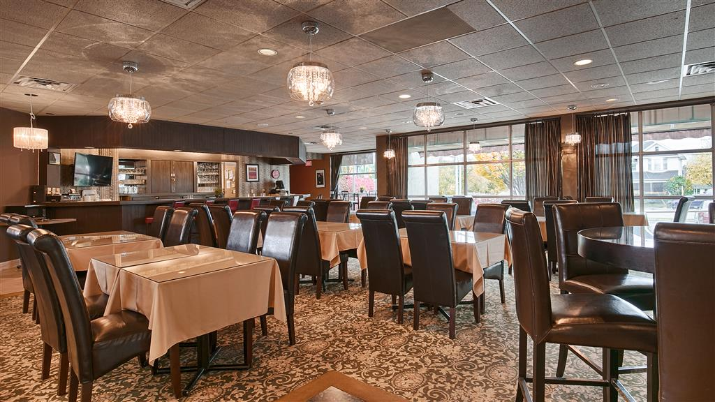 Best Western Little River Inn in Simcoe: Dining Room