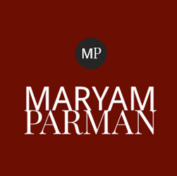 Maryam Parman - ad image