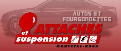 Attaches et Suspension Montréal-Nord Ltée à Montréal